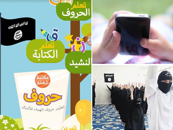 Waspada, ISIS Luncurkan Aplikasi Khusus Anak-Anak