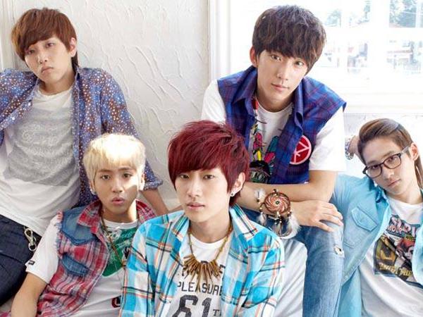 Yuk, Simak Pengalaman Cinta B1A4!