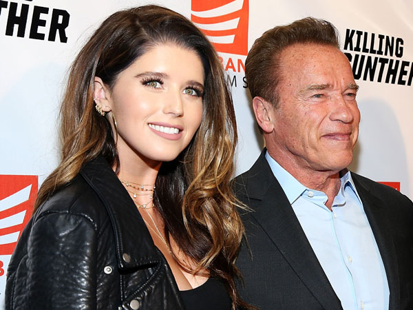 Arnold Schwarzenegger Akui Terkejut Putrinya Nikahi Chris Pratt