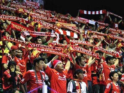 Wow, Fans Liverpool Indonesia Terbesar di Dunia!