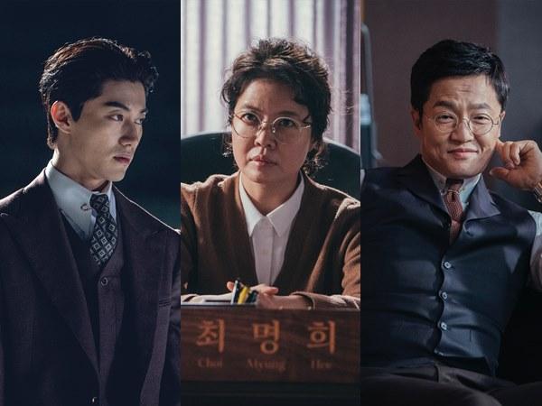 Kwak Dong Yeon, Kim Yeo Jin dan Jo Han Chul Jadi Villain di 'Vincenzo'
