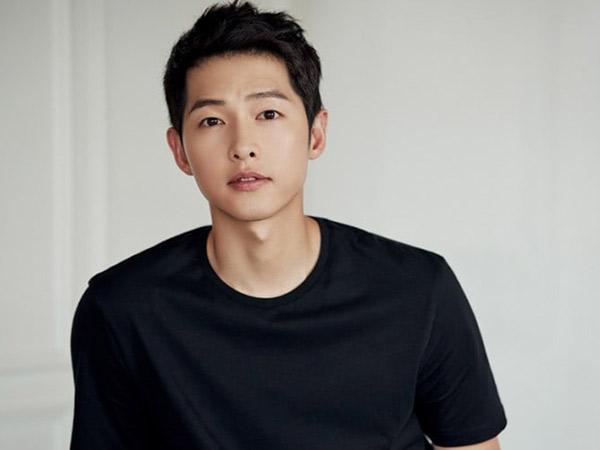 Agensi Umumkan Jadwal Perdana Song Joong Ki Usai Menikahi Song Hye Kyo