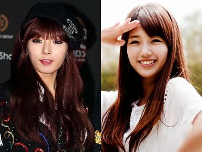 Foto Masa Lalu HyunA dan Suzy Beredar, Mana Yang Lebih Cantik?