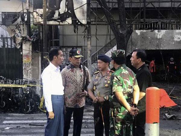Terungkap Saling Berhubungan, Begini Rangkaian Motif Sejumlah Bom Bunuh Diri Surabaya-Sidoarjo
