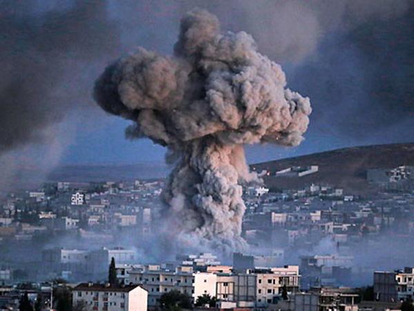 Amerika Telah Menghabiskan 23.9 Triliun Untuk Memborbardir ISIS!