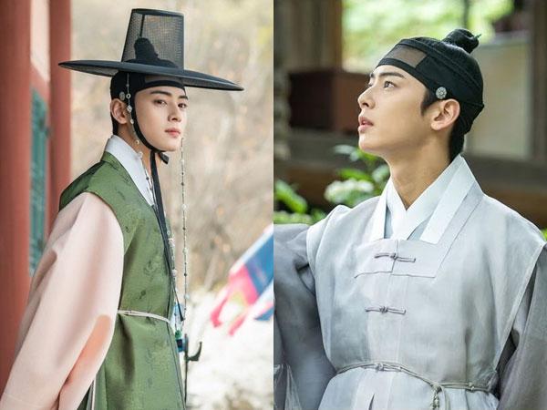 Intip Foto-foto Cha Eunwoo Jadi Pangeran Tampan nan Kesepian di Drama Baru MBC