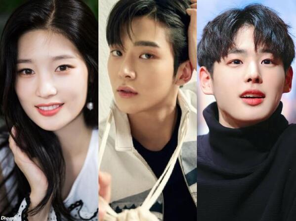 Chaeyeon DIA Gabung Drama Sageuk Rowoon SF9 dan Byungchan Victon