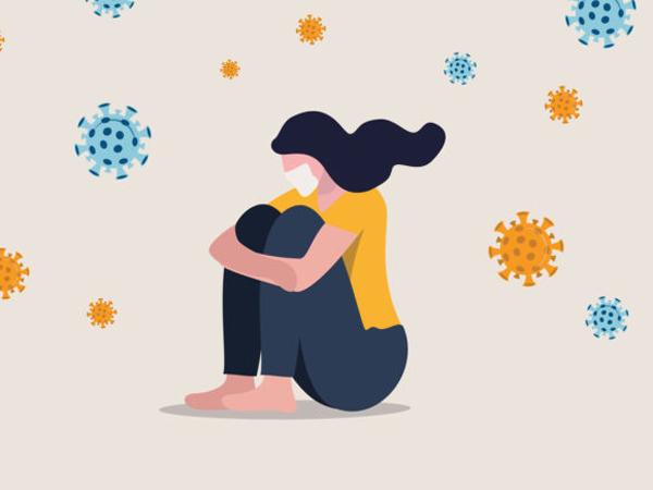 Stres Picu Si Positif COVID-19 Ingin Tularkan Virus ke Orang Lain?