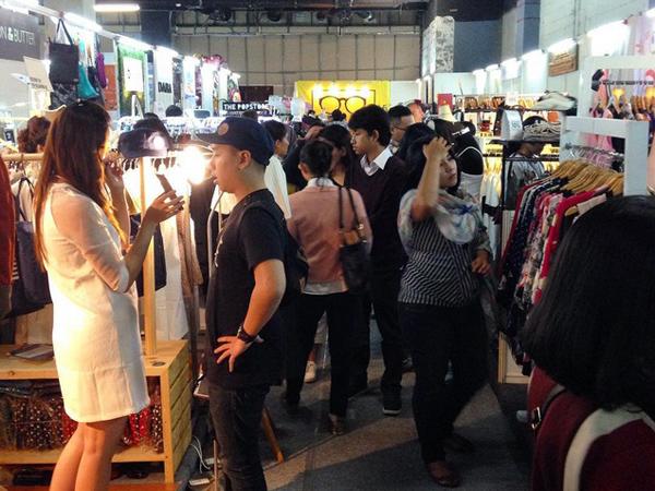 Intip Serunya 'Dreamers Market Istanbul Delights' Hari Pertama!