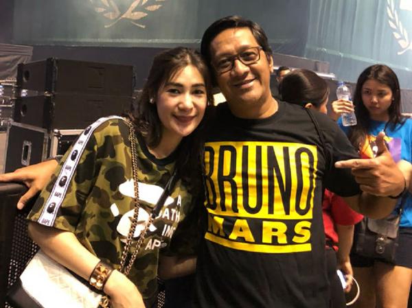 Heboh Unggahan Istri Andre Taulany Hina Prabowo, Terancam Dipolisikan!