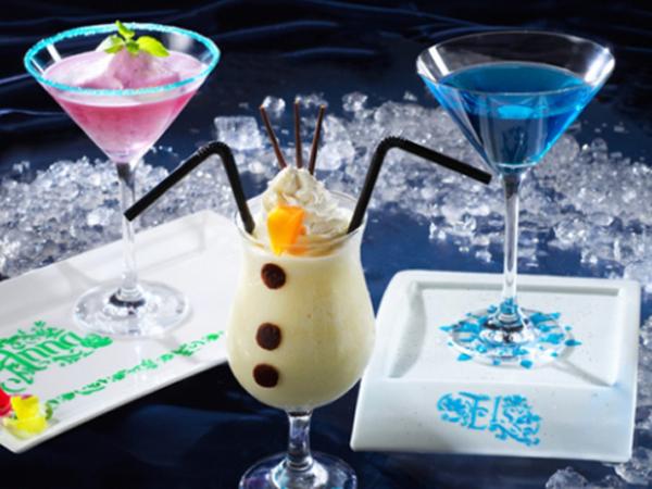Minuman Ini Terinspirasi dari Film 'Frozen'!
