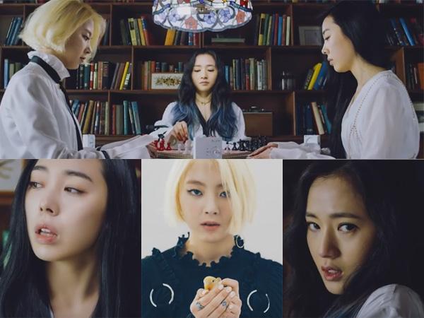 Akhirnya Comeback, Ladies Code Tunjukkan Makna Mendalam di Lagu dan MV 'Galaxy'