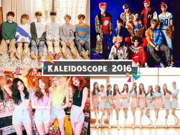 Mimpi Tercapai, Ini 10 Grup K-Pop yang Debutnya Sukses di Tahun 2016!