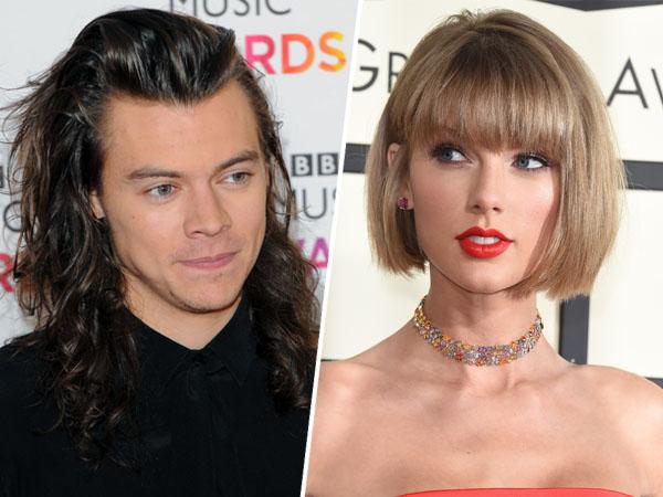 Harry Styles Merasa Kasihan Taylor Swift Diserang Kanye West-Kim Kardashian
