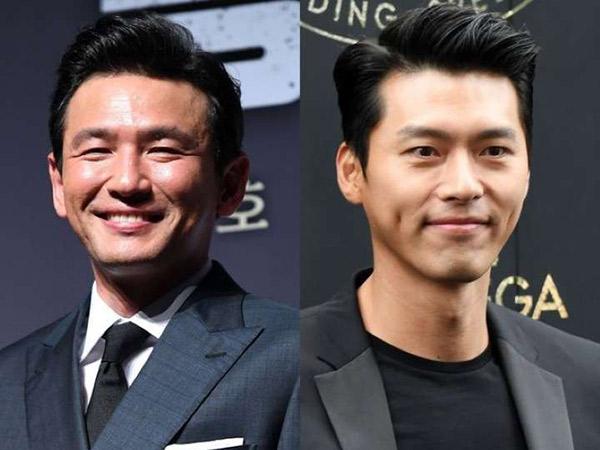 Hyun Bin dan Hwang Jung Min Terbang ke Yordania untuk Syuting Film Baru