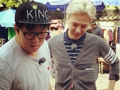 G-Dragon Pusing Hadapi Jung Hyung Don Yang Jual Mahal di Infinity Challenge