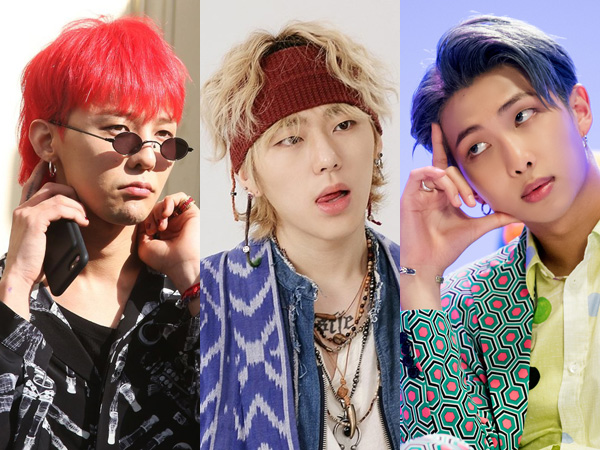 Muda dan Berbakat, Inilah Idola K-Pop dengan Hak Cipta Lagu Terbanyak