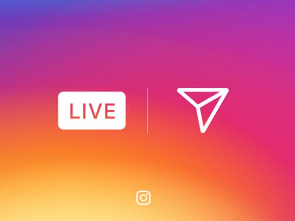 Siap-siap, Instagram Stories Segera Bisa Dipakai untuk Siaran Langsung!