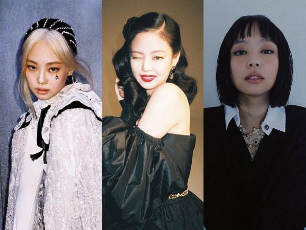 5 Gaya Rambut Jennie BLACKPINK yang Bikin Heboh