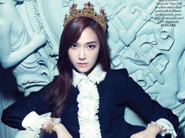 Sudah Menjadi Ciri Khas, Jessica Jung Justru Ingin Lepas Julukkan 'Ice Princess'?