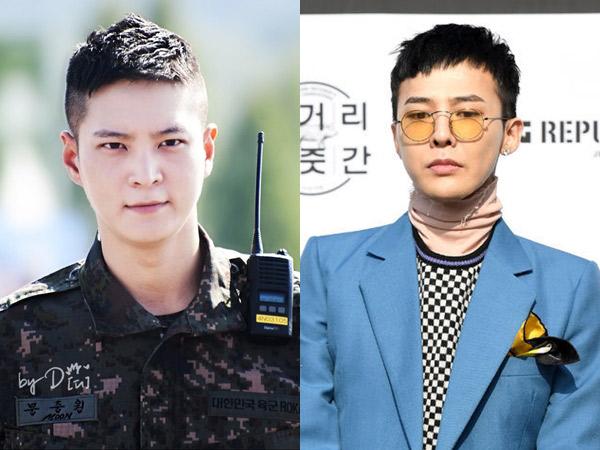 Bertugas Jadi Asisten Instruktur, Joo Won Puji Kemampuan Militer G-Dragon