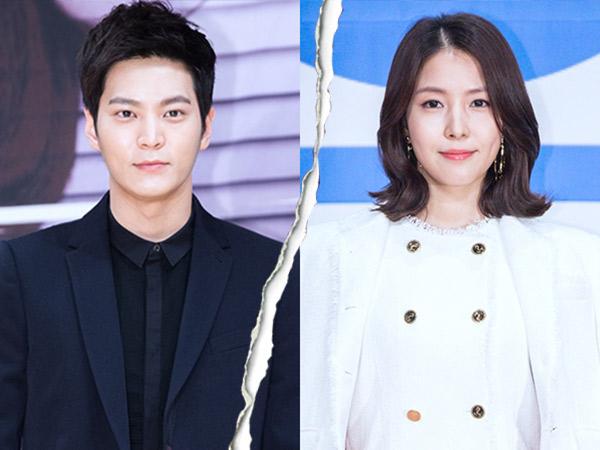 Belum Genap Setahun, Joo Won dan BoA Dikonfirmasi Putus!
