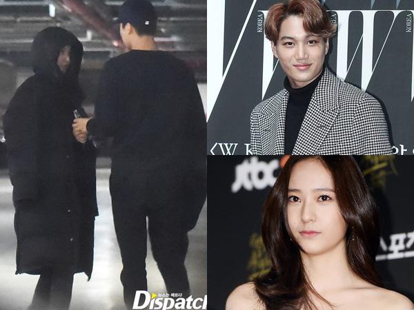 Resultado de imagen para kai exo and krystal