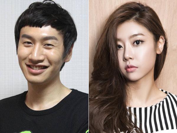 Lee Kwang Soo Berusaha Dekati Sojin Girl's Day?