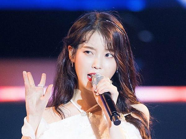 IU Rekaman 60 Lagu dalam 14 Jam untuk Konser Mini