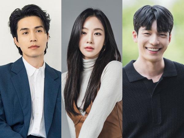 Lee Dong Wook Comeback Drama Bareng Han Ji Eun dan Wi Ha Joon, Ini Perannya