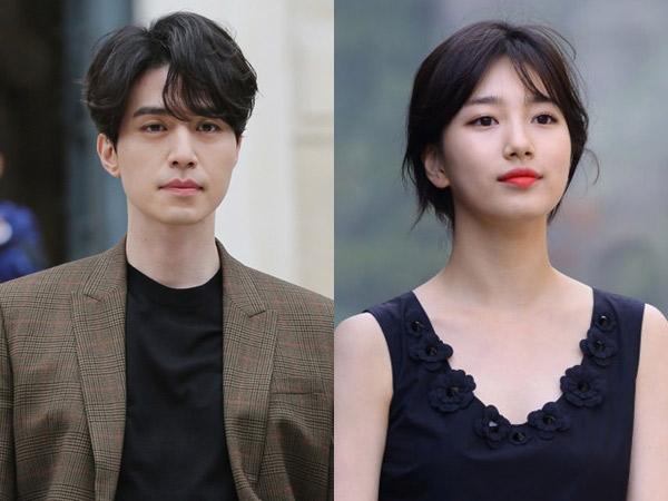 Insider Sebut Hubungan Asmara Lee Dong Wook dan Suzy Sebenarnya 'Dipaksakan'