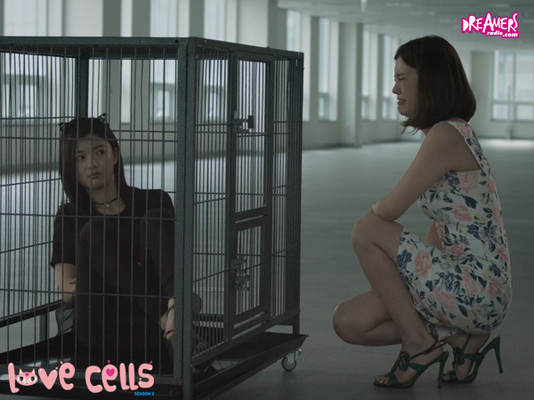 'Love Cells 2' Episode 3: Ingin Seulong Jatuh Cinta Padanya, Park Eun Ji Ancam Kim Yoo Jung Untuk Membantu