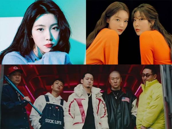 Tiga Penghargaan Pertama yang Diumumkan Melon Music Awards 2020