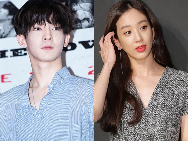 Kesekian Kalinya Rumor Pacaran Nam Taehyun-Jung Ryeo Won Muncul Karena Ini