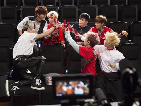 NCT 127 Lepas Rasa Lelah dan Kembali Bersemangat di Video Musik 'Taste the Feeling'