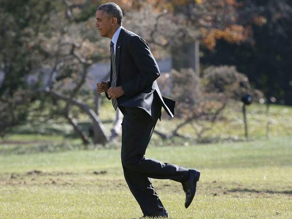 Dikomentari Lucu, Hal Ini Buktikan Jika Presiden Obama Juga 'Manusia Biasa'