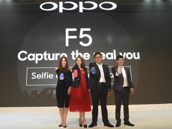 Resmi Meluncur di Indonesia, Intip Harga dan Sederet Fitur Canggih Oppo F5