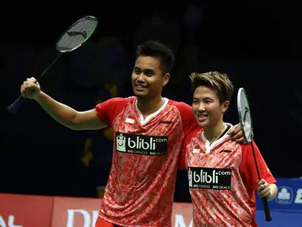 Selamat, Tontowi Ahmad dan Liliyana Natsir Raih Gelar Juara Indonesia Open 2017