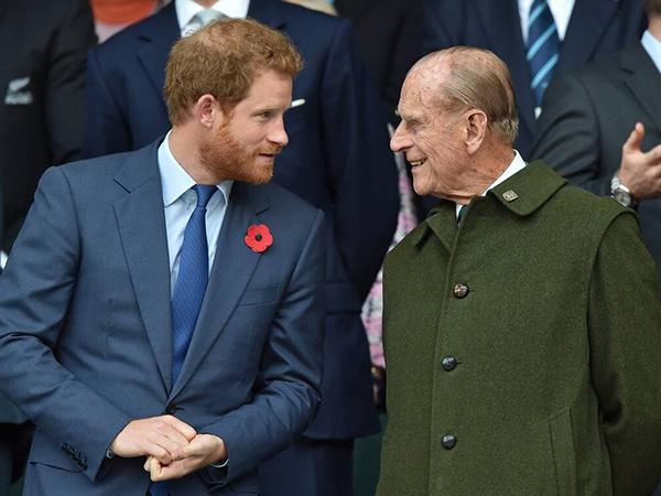 Demi Pangeran Harry, Larangan Ini Berlaku Saat Pemakaman Pangeran Philip