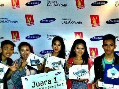 Ini Dia Pemenang Samsung Galaxy Friends For Life!