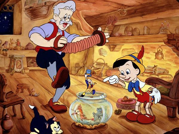 Setelah 'Cinderella', Disney Juga akan Produksi 'Pinocchio' Versi Live-Action!