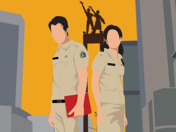 Tidak Lagi Muluk-muluk, Profesi PNS Jadi Zona Aman Generasi Milenial