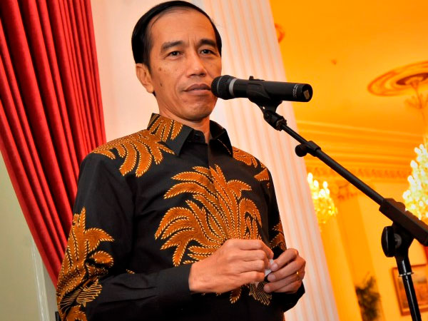 Pidato Lengkap Presiden Joko Widodo Soal Perpecahan yang Mendera Indonesia