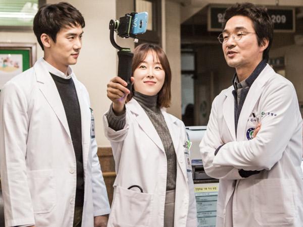 Lampaui Rekor Produksi Film, Episode Terbaru Drama Medis SBS Ini Ditonton Nyaris 6 Juta Orang