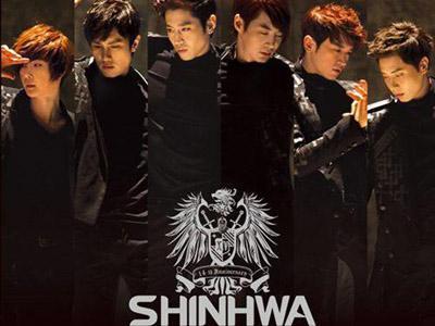 DVD Anniversary Shinhwa Dipesan oleh 20 Ribu Penggemar