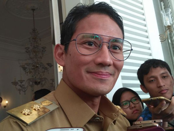 Sebut 20 Persen Warga Jakarta Punya Gangguan Kejiwaan, Sandiaga: Mungkin Saya Salah Satunya