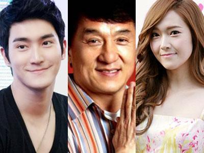 Jackie Chan Akan Tampil Bersama Siwon & Jessica SNSD di 'Happy Together 3'