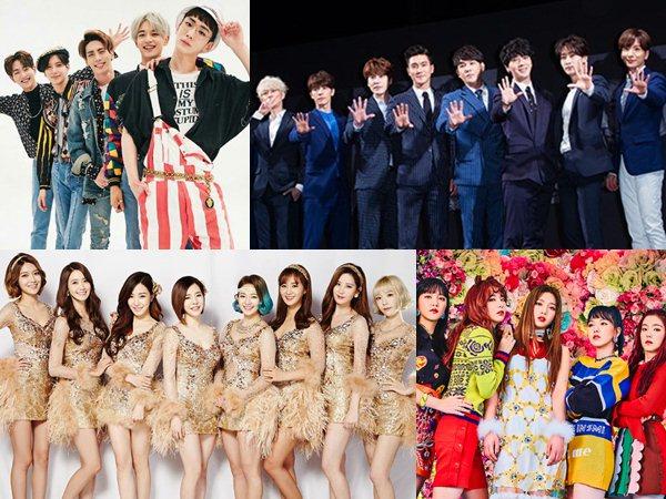 SM Entertainment Ungkap Detil Proyek Individu Hingga Comeback Grup Asuhannya di Sisa 2017!