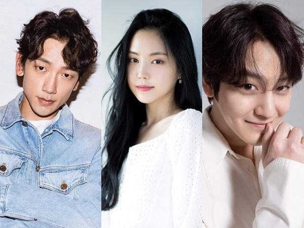 Naeun Apink Dikonfirmasi Jadi Lawan Main Rain dan Kim Bum di Drama Terbaru