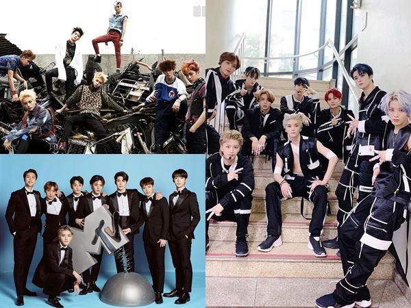 #OURLIMITLES5NCT127, Kenang Kembali Perjalanan Karir NCT 127